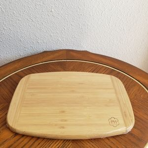 Princess House Bamboo Cutting Board